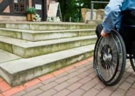 wheelchair-stairs flip